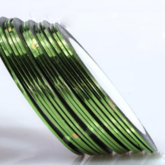 Díszcsík - Green