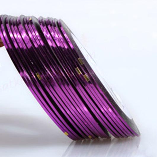 Díszcsík - Violet