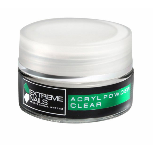 CLEAR ACRYL POWDER 12 ml