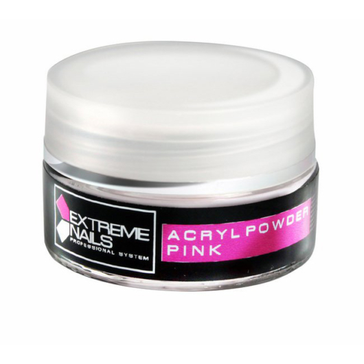 PINK ACRYL POWDER 12 ml
