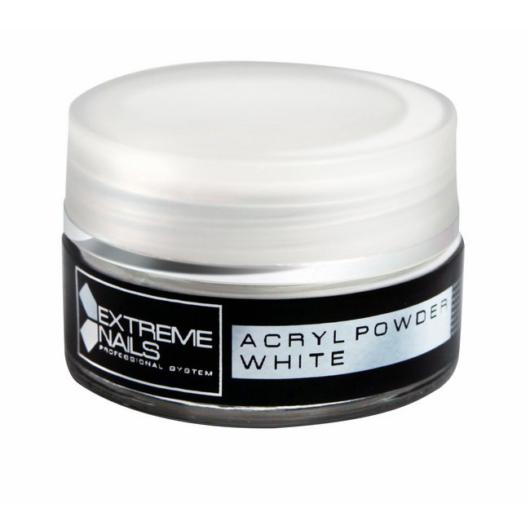 WHITE ACRYL POWDER 12 ml