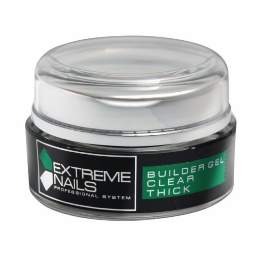 CLEAR THICK Builder Gel 50g
