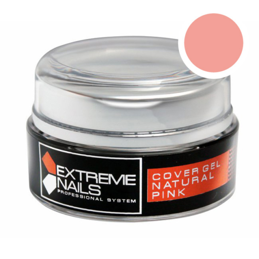 NATURAL PINK Cover Gel 50g