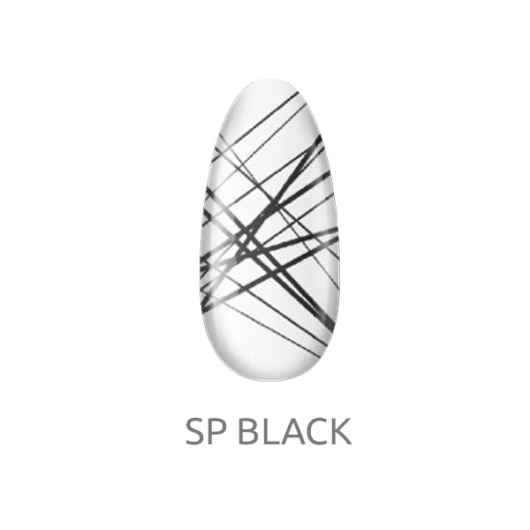 Spider BLACK Gel Color 5gr